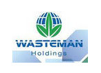 wasteman logo