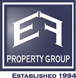 EF Property group logo established 1994