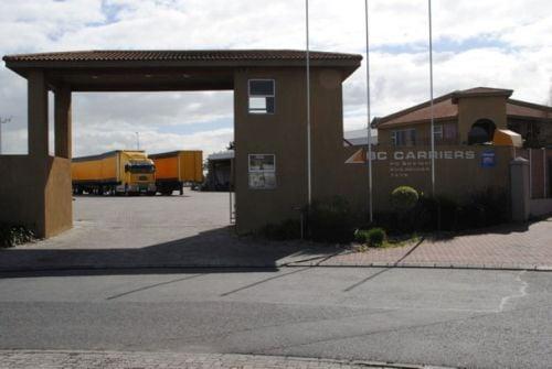 BC carrier premises entrance