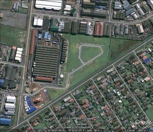 kwela aerial view