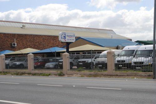 Spartan premises for sale